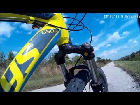Slovakia cycling tour Piestany - Zilina