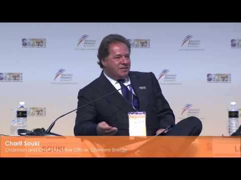 SES Lunch Plenary: Gas and Its Role in the Next Energy Transition