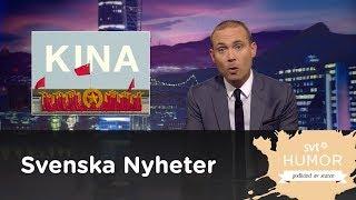 Svenska nyheter - Rasism mot kineser