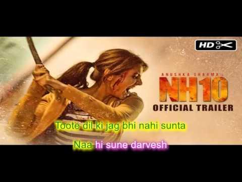 Chhil Gaye Naina karaoke