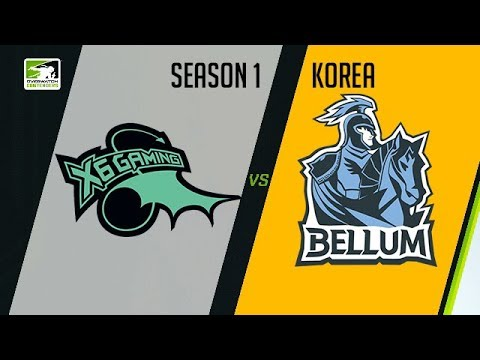 X6-Gaming vs Meta Bellum (Part 1) | OWC 2018 Season 1: Korea