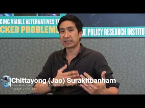 Jao Surakitbanharn - Floods, Tornadoes, and Disaster Resilience