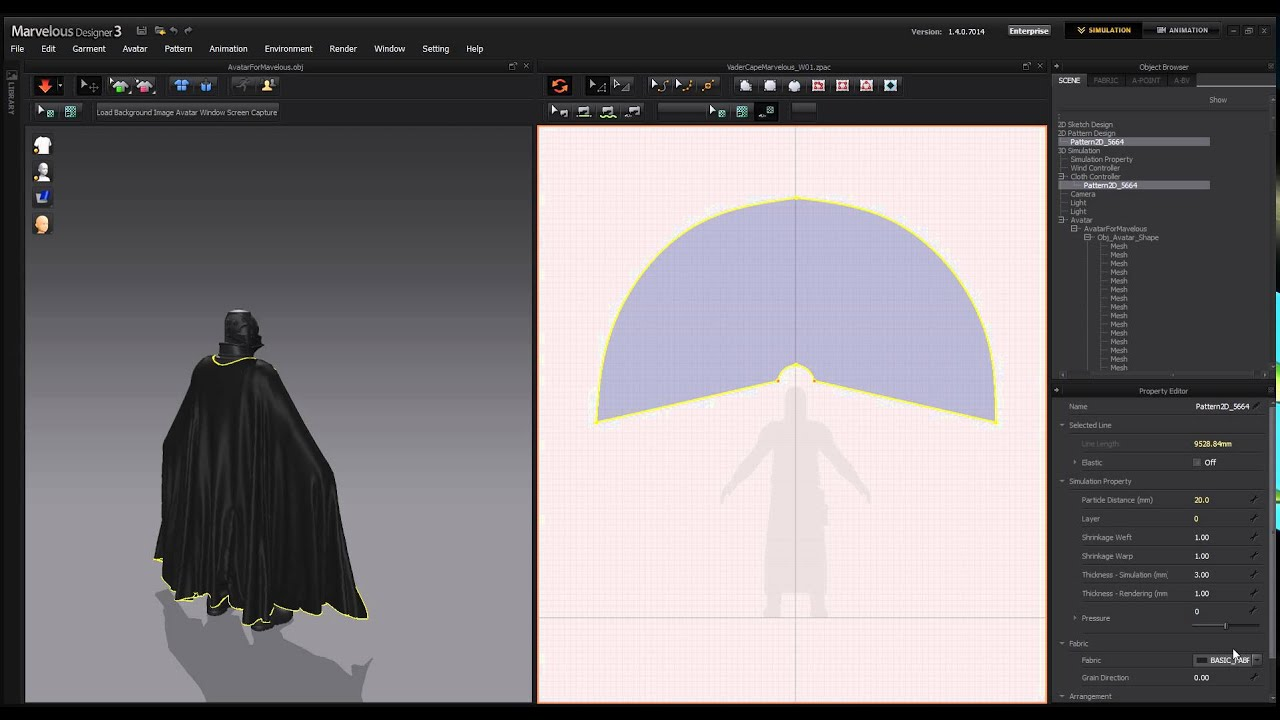 How to Make a Cloak with Pictures  wikiHow