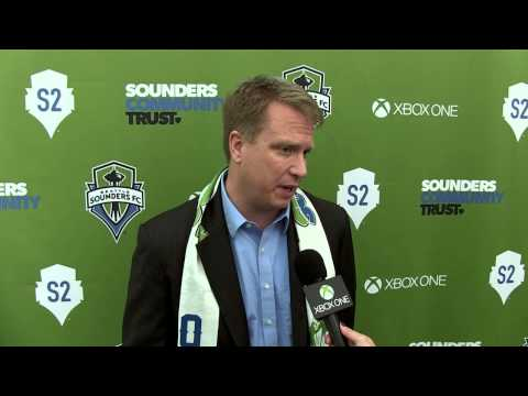 Interview: Paul Cox on the Sounders Community Trust