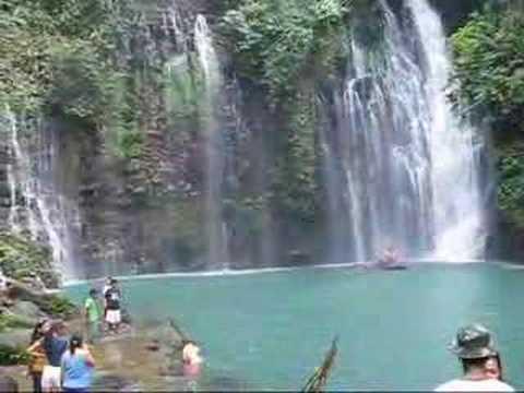 tinago falls iligan city