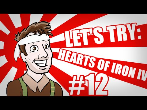 Let's Learn HOI4 as Japan - EP 12: Preparing for Southern Expansion