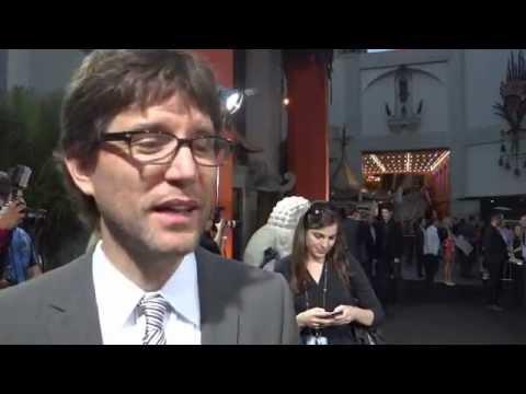 G.I. Joe: Retaliation Red Carpet Interview with Rhett Reese and Paul Wernick