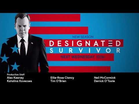 Designated Survivor - Season 2 Episode 2 Promo_Trailer