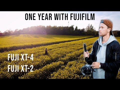 FIRST YEAR AS A FILMMAKER