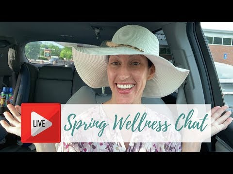 🔴 Live Spring Wellness Chat! From Thyroid Health To Insulin Resistance & Spring Detox....