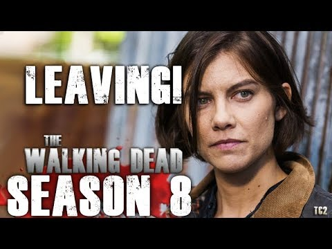 Maggie Leaving The Walking Dead? Lauren Cohan Signs on for New ABC Pilot Series! streaming vf