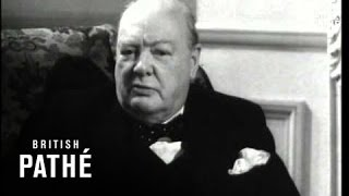 Selected Originals - Interview With The Rt Hon Winston Churchill Aka Election Interview No 1 (1950)