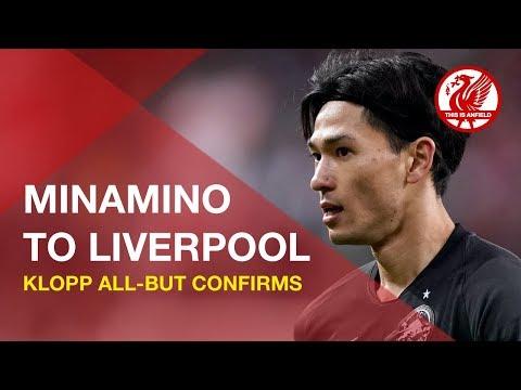 Takumi Minamino to Liverpool | Klopp all-but confirms deal