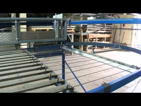 Машина для сварки арматурной сетки MTM_1000_4.avi
