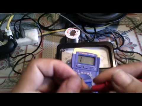 Điện Tử Căn Bản - Cách đo thực tế ic so quang, cách đo opto bằng đồng hồ đa năng