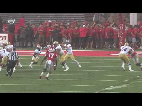 Ohio state vs Tulsa full game highlights