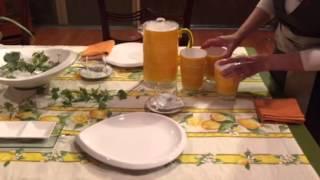 第9回 稲見和子テーブルコーディネート講座 テーブルコーディネート 検索動画 28