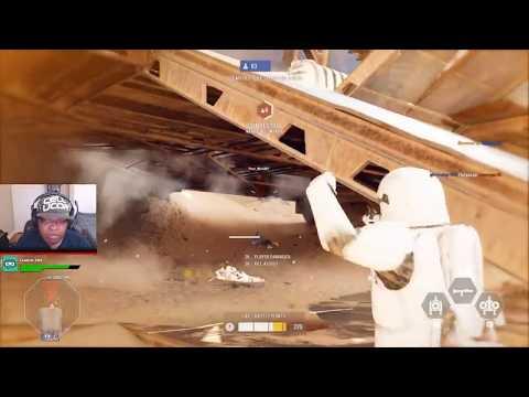 Star Wars Battlefront 2 Gameplay - Battlefront 2 Multiplayer Live - New Credit Update Is Live