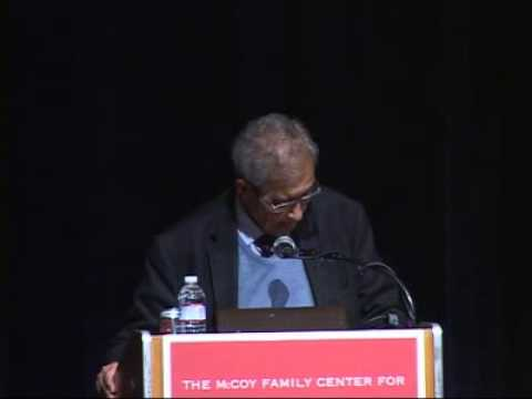 "Amartya Sen: ""Social Choice and Human Rights"""