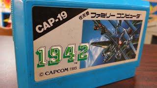 Classic Game Room - 1942 review for Nintendo Famicom