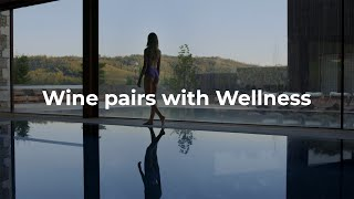 Wine pairs with Wellness. Wine pairs with Portugal.