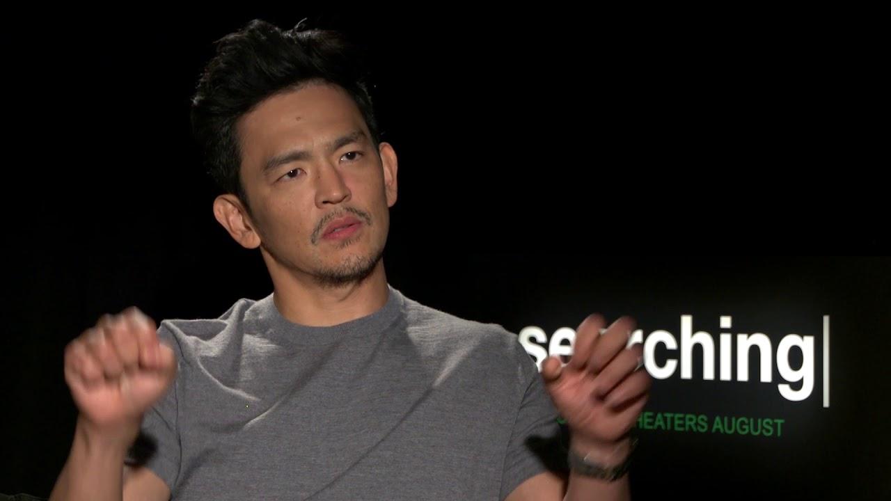 Searching Interview: John Cho