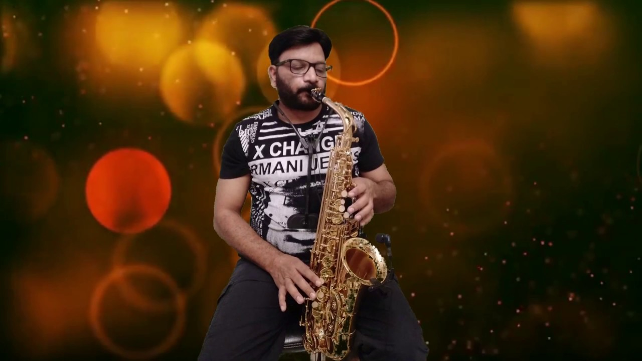 349 Dil Se Re Live Dil Se A R Rahman Saxophone Cover By Suhel Saxophonist In Delhi Youtube