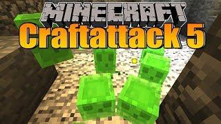Hausupdate! Verzauberungen! Slimes! - Minecraft Craft Attack 5 #03
