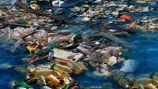 Plastikmüll in den Ozeanen - Der Pazifische Müllstrudel