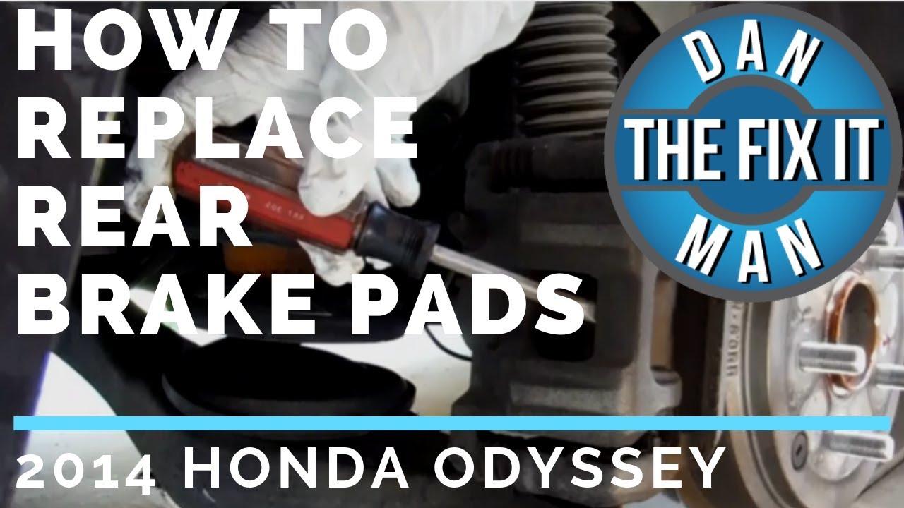 Front Disc Rotor /& Ceramic Brake Pads for 2011-2014 Honda Odyssey