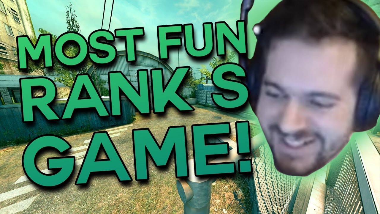 most fun rank s game ive ever played youtube