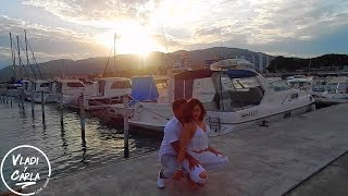 Romeo Santos ft Ozuna - Sobredosis Vladi y Carla Bachata Dance