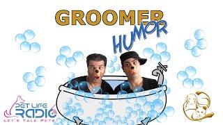 Groomer Humor #39  Breaking In