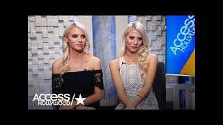 Haley & Emily Ferguson: Ben Higgins & Lauren Bushnell 'Are Like Family'