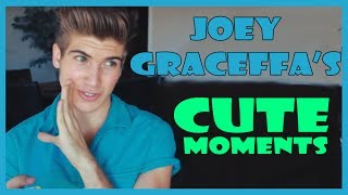 Joey Graceffa's CUTE MOMENTS!