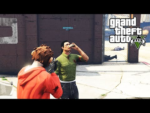 GTA 5 Online Missions Death Metal with Daithi