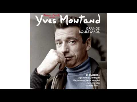 Yves Montand - Rue Saint-Vincent (Rose Blanche)