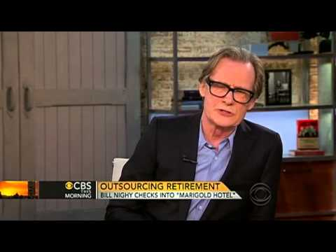 The many faces of Bill Nighy