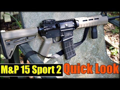 S&W M&P 15 Sport 2  Quick Look