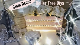 New never before seen Dollar Tree Diys $5 & Under - Shabby Chic / Glam | Home Decor | Crafts | 2019