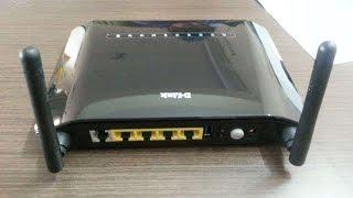 Як налаштувати безпровідний інтернет від D Посилання бездротовий N300 ADSL2+ маршрутизатор