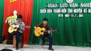 (TCM FTU) (LS 2014) CLB Guitar Đình Lập - Tình ca du mục