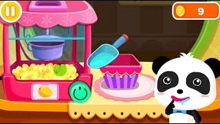 kids babybus channel - baby panda's carnival christmas amusement park
