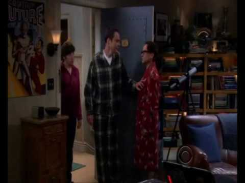The Big Bang Theory - Sheldon Shares Some Secrets