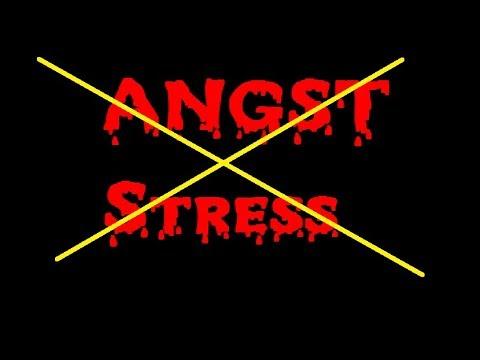Angst Und Stress Auflösen. Praktische Übung.