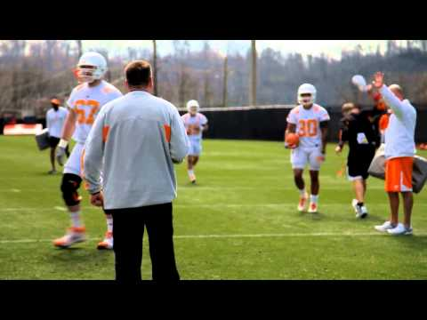 Mic'd Up With Vols Head Coach Butch Jones