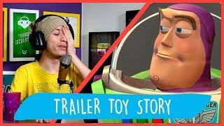 REACT Toy Story 4 | Teaser Trailer Dublado
