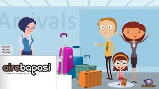 Airebagasi - Luggage Delivery Service