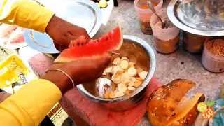 Masala Fruit Chaat (फ्रूट सलाद) | Popular Indian Street Food | Tangy Snack Of India