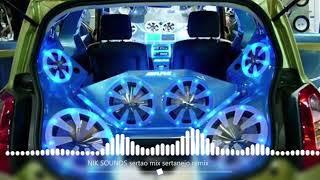 Sertão - Mix Sertanejo Remix - NIK SOUNDS (sem direitos autorais)